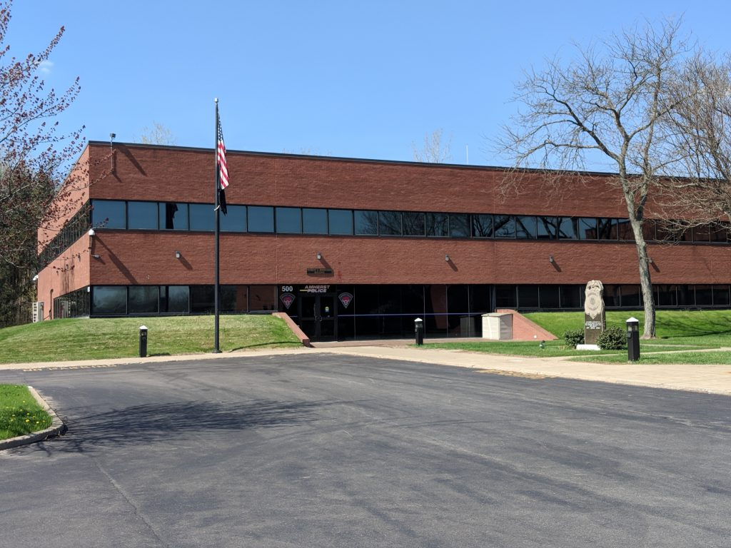 Town of Amherst Court Facility